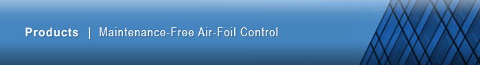 Maintenance-Free Air-Foil Control