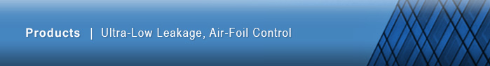 Ultra-Low Leakage Air-Foil Control